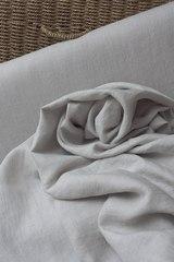 Ткань смягченная льняная LINOBALT