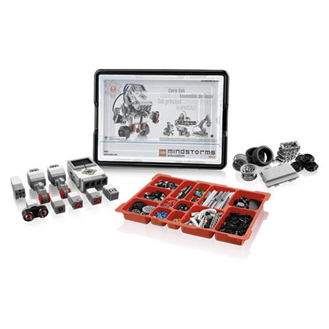 LEGO Education Mindstorms: Большой сервомотор EV3 45502 — EV3 Large Servo Motor — Лего Образование Майндшторм