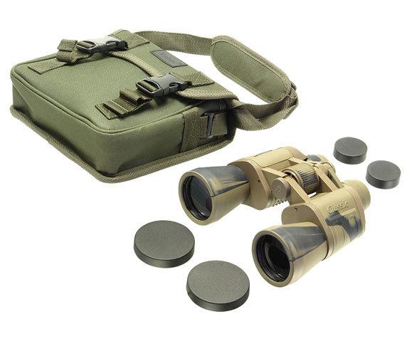 Защитные крышки и сумка бинокля БПШЦ 10 50 камуфляж