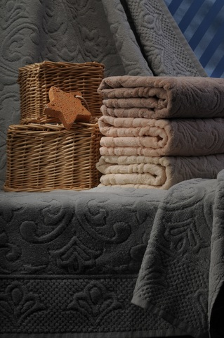 Махровое полотенце для лица ARABESCO Buddemeyer 48х90