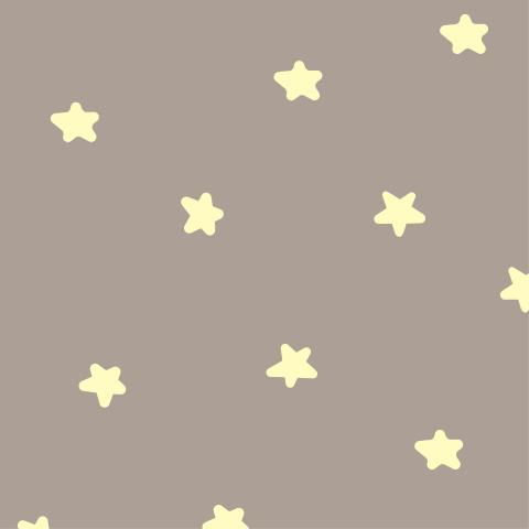 Милый паттерн со звездочками на сером фоне