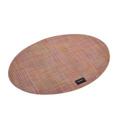 Овальный сервировочный коврик 45х30см (ПВХ)
