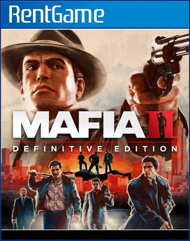 Mafia II: Definitive Edition PS4 | PS5