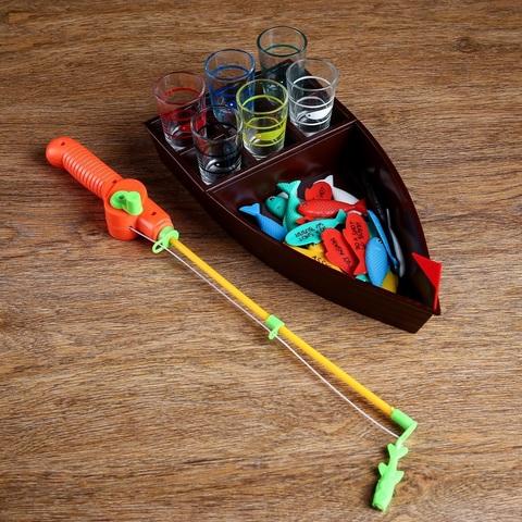 Игра «Пьяная рыбалка»