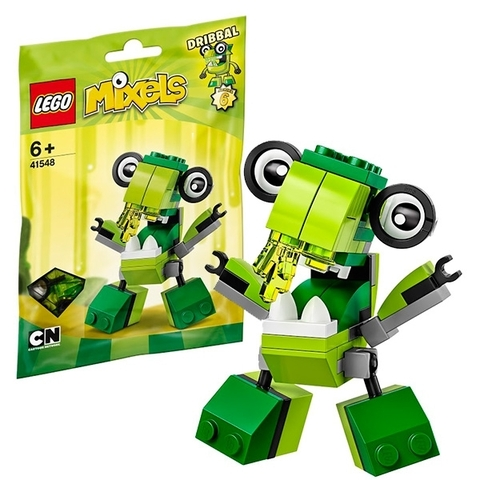 LEGO Mixels: Дриббал 41548 — Dribbal — Лего Миксели