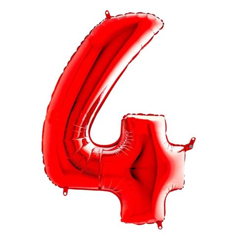 Цифры Красный 102 см