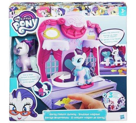 My Little Pony Friendship is Magic Rarity Fashion Runway