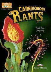 Carnivorous Plants (discover our amazing world). Reader with cross-platform application. Книга для чтения (с ссылкой на электронное приложение)