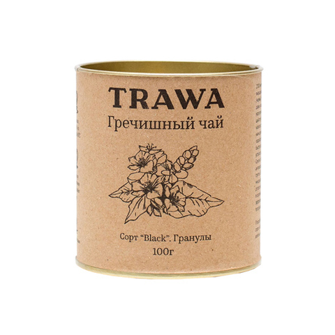 TRAWA, Гречишный чай сорт