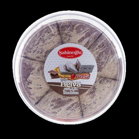 Халва тахинная с какао SAHINOGLU, 400 гр