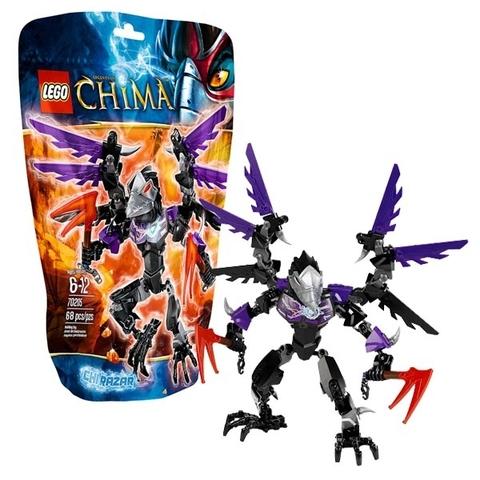 LEGO Chima: ЧИ Разар 70205 — CHI Razar — Лего Чима