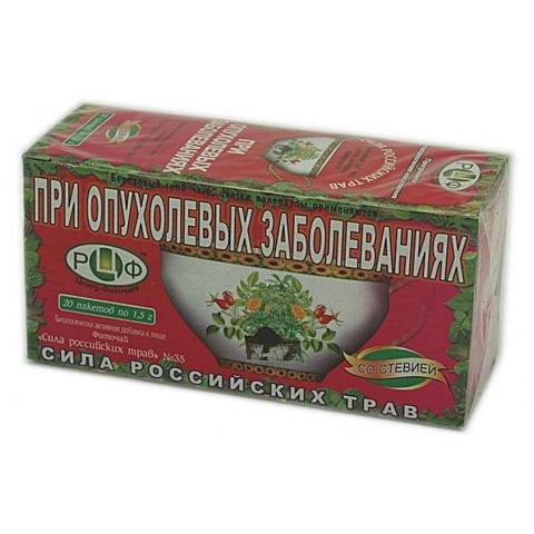 Фито сила русской травы N35 опухоль 1,5 N20, ф / п