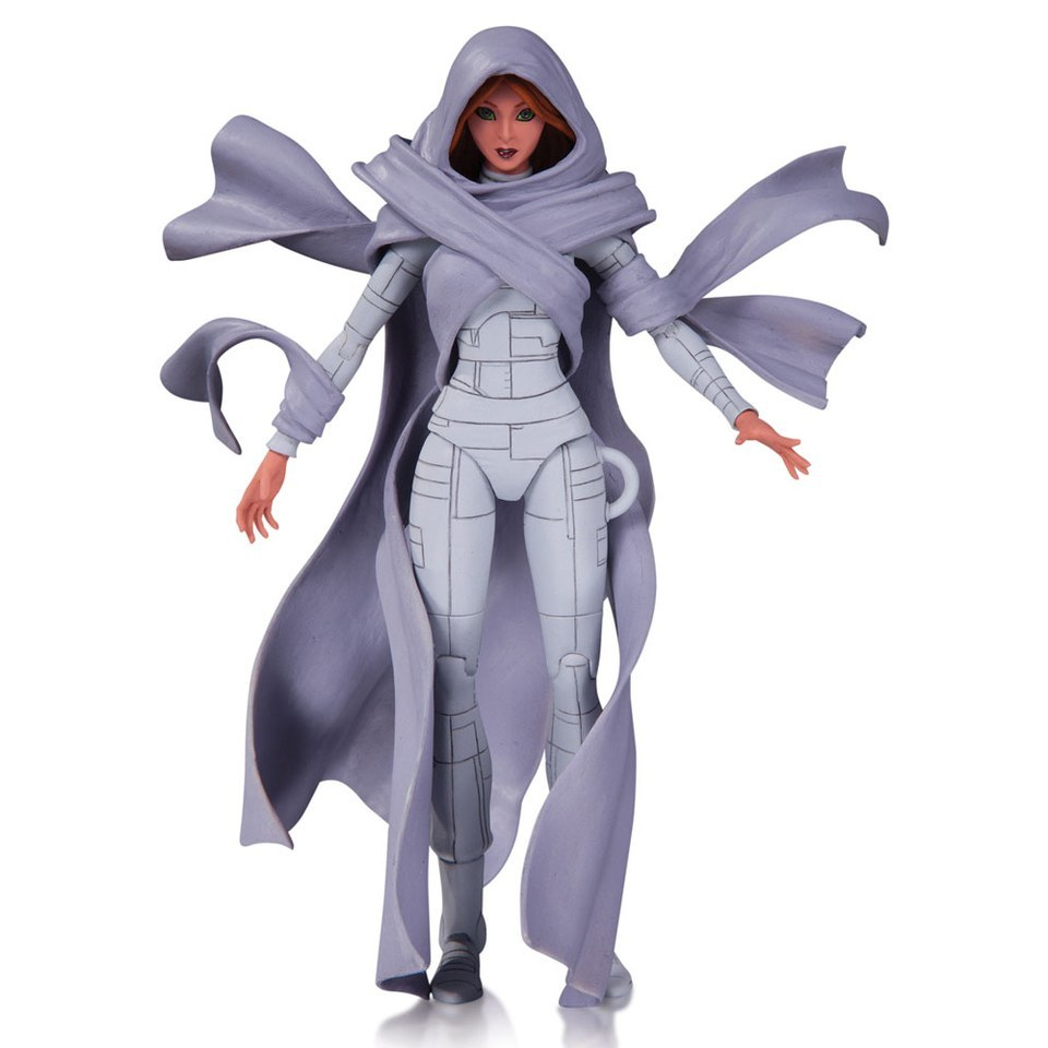 DC Designer Action Figure By Terry Dodson — Starfire