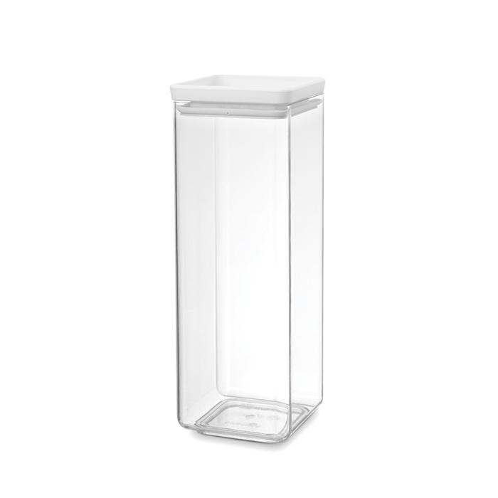 Прямоугольный контейнер (2,5 л), Светло-серый, арт. 122545 - фото 1