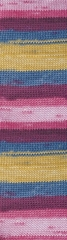 6794 (Розовый,фуксия,банановый,бирюза)