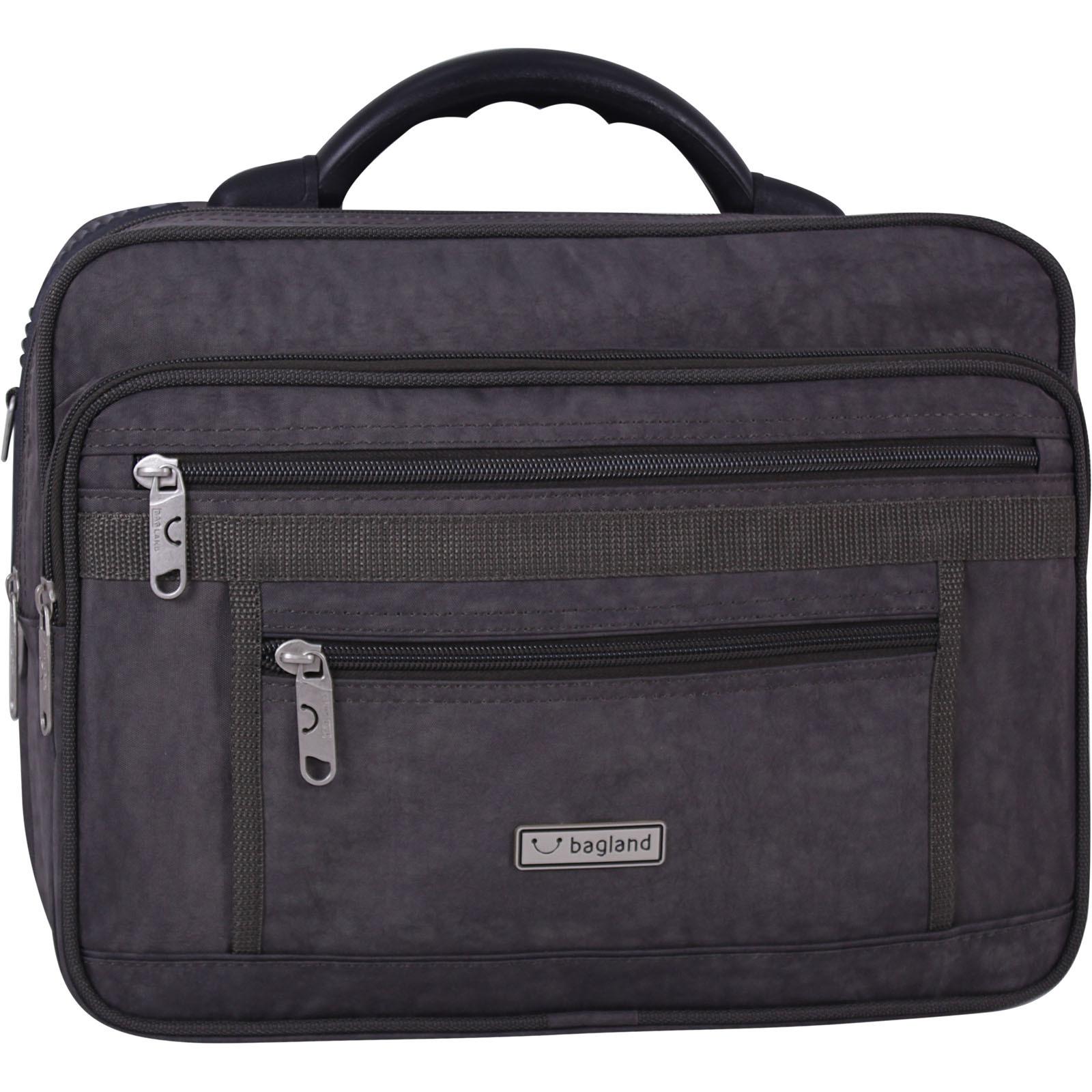 Сумки через плечо Мужская сумка Bagland Mr.Cool 15 л. Хаки (0025170) IMG_9449-1600.jpg
