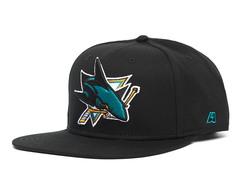 Бейсболка NHL San Jose Sharks Snapback