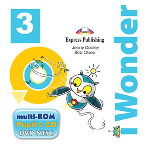 iWonder 3 Pupil's Multi-ROM