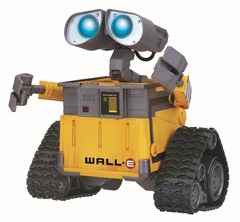 WALL-E - Interaction WALL-E