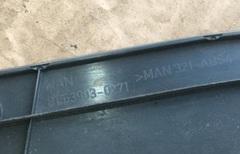 Карман бардачка левый/правый MAN  Кармашек в кабину МАН ТГЛ/MAN TGL  Место хранения F99 L/R10-12  OEM MAN - 81639030271