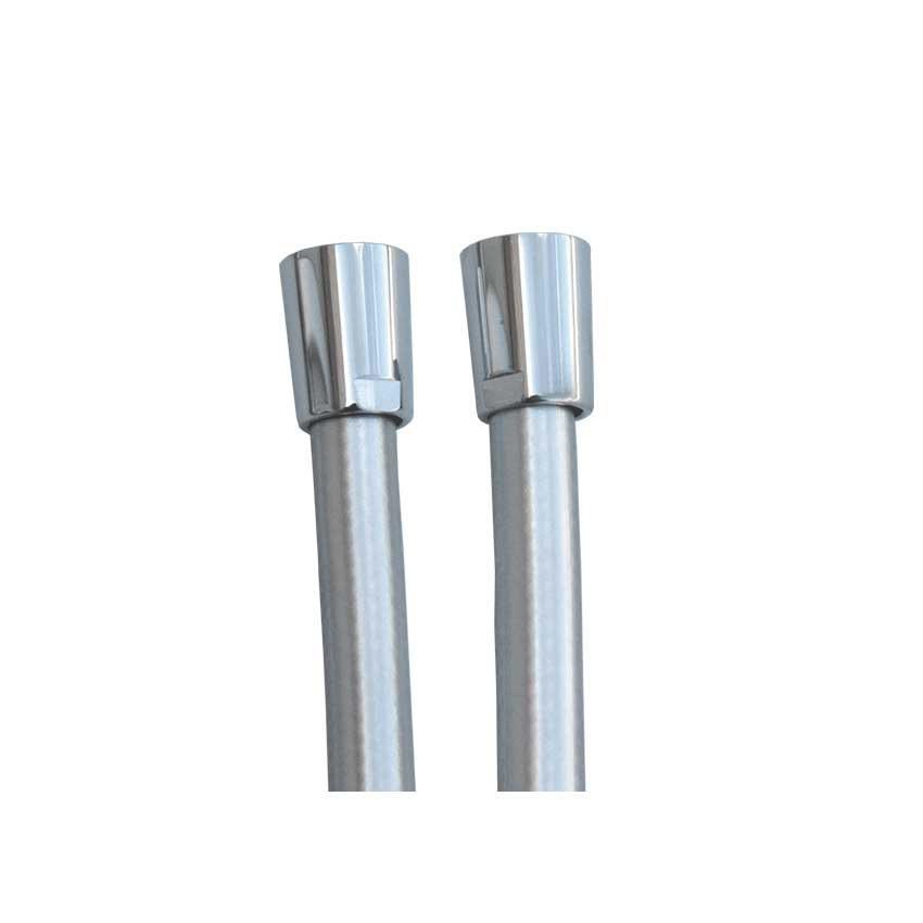 Душевой шланг 1,2m 1121NC никель