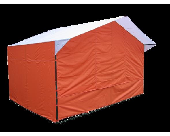 Стенка передняя к торговой палатке Митек 3х2