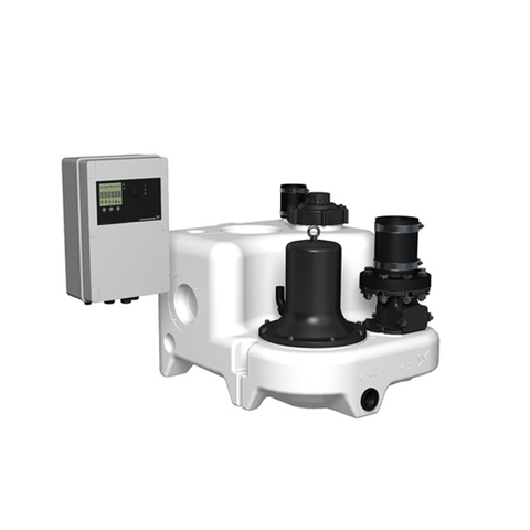 Канализационная насосная установка - Grundfos Multilift M.24.3.2 (4м)