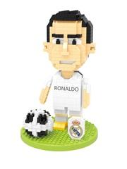 Конструктор Wisehawk & LNO Криштиану Роналду 402 деталей NO. 2644 Сristiano Ronaldo Soccer club