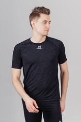 Элитная футболка Nordski Pro Black мужская