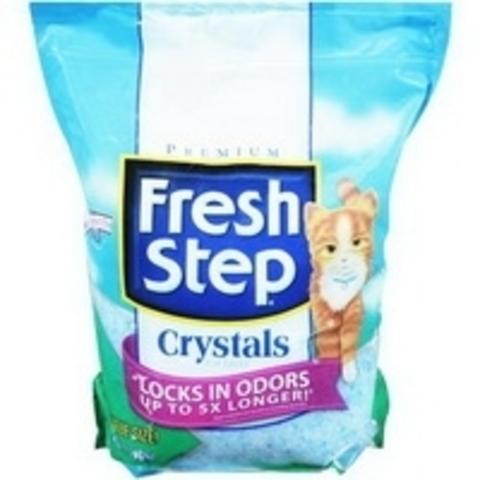 Fresh Step наполнитель, силикагель 3,62 кг