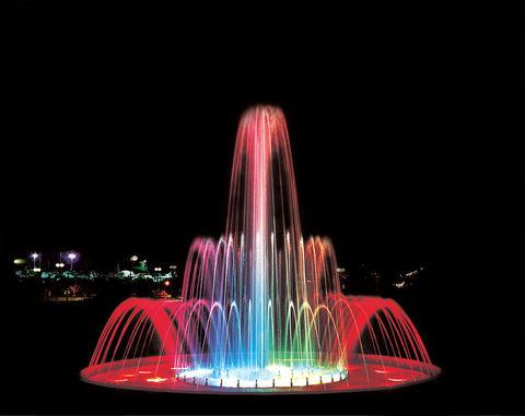 Фонтанный комплект Fountain System D135