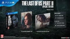 Одни из нас: Часть II. Special Edition (PS4, русская версия)