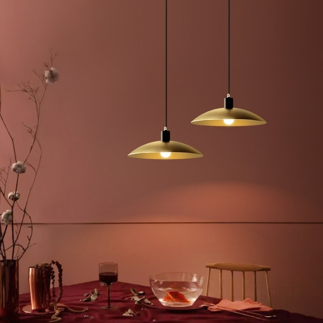 Подвесной светильник Lampatron style Golden