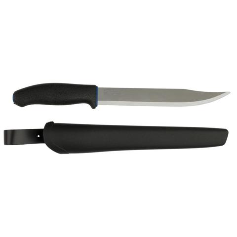 Нож Morakniv Allround 749, нержавеющая сталь, черный