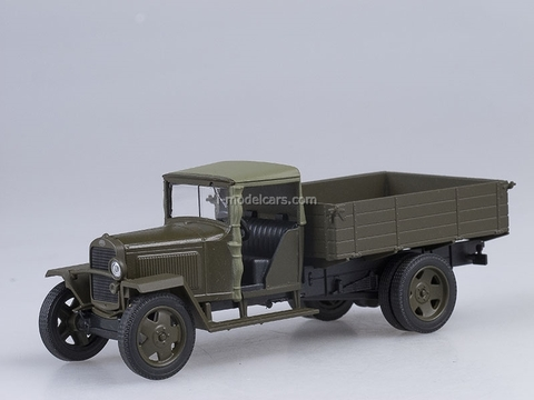 GAZ-MM 1941 khaki 1:43 Nash Avtoprom