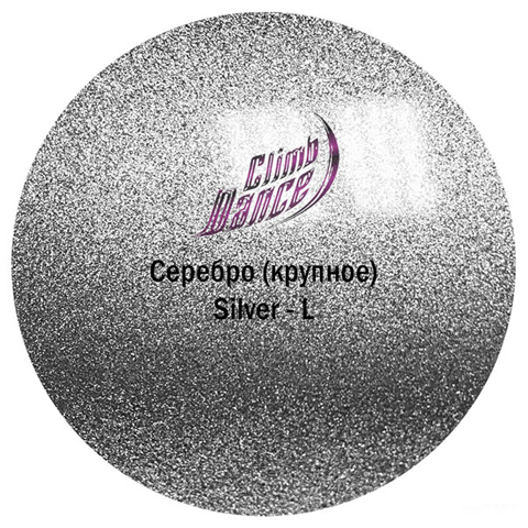 Climb Dance (Bugtone) Краска Металлик Climp Dance Silver Large / Серебро Крупное, 50 мл CD338350.jpg