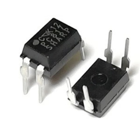 PC817 Оптопара транзисторная DIP-4