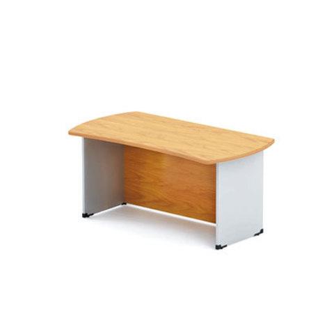 Стол письменный на ДСП каркасе с низкой передней панелью БОСТОН