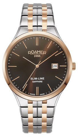 Часы мужские Roamer 512 833 49 65 20 Slime Line Classic