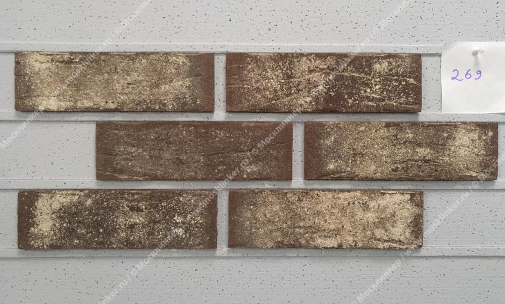 King Klinker - Smooth jazz (HF24), Old Castle, 240x71x14, NF - Клинкерная плитка для фасада и внутренней отделки