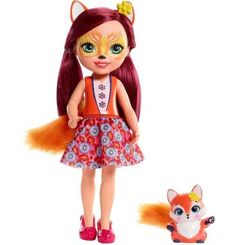 Большая кукла Фелисити Лис. Энчантималс
