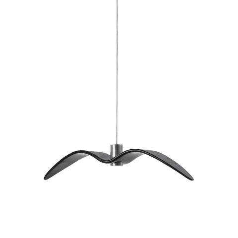 Подвесной светильник копия Night Birds PC963 by Brokis (черный)