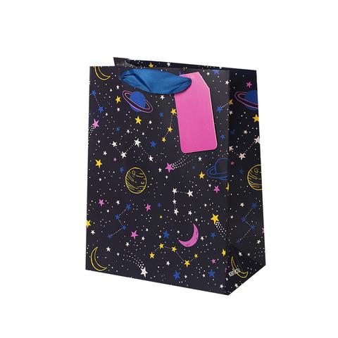 Пакет подарочный Universe 18*23*10 1