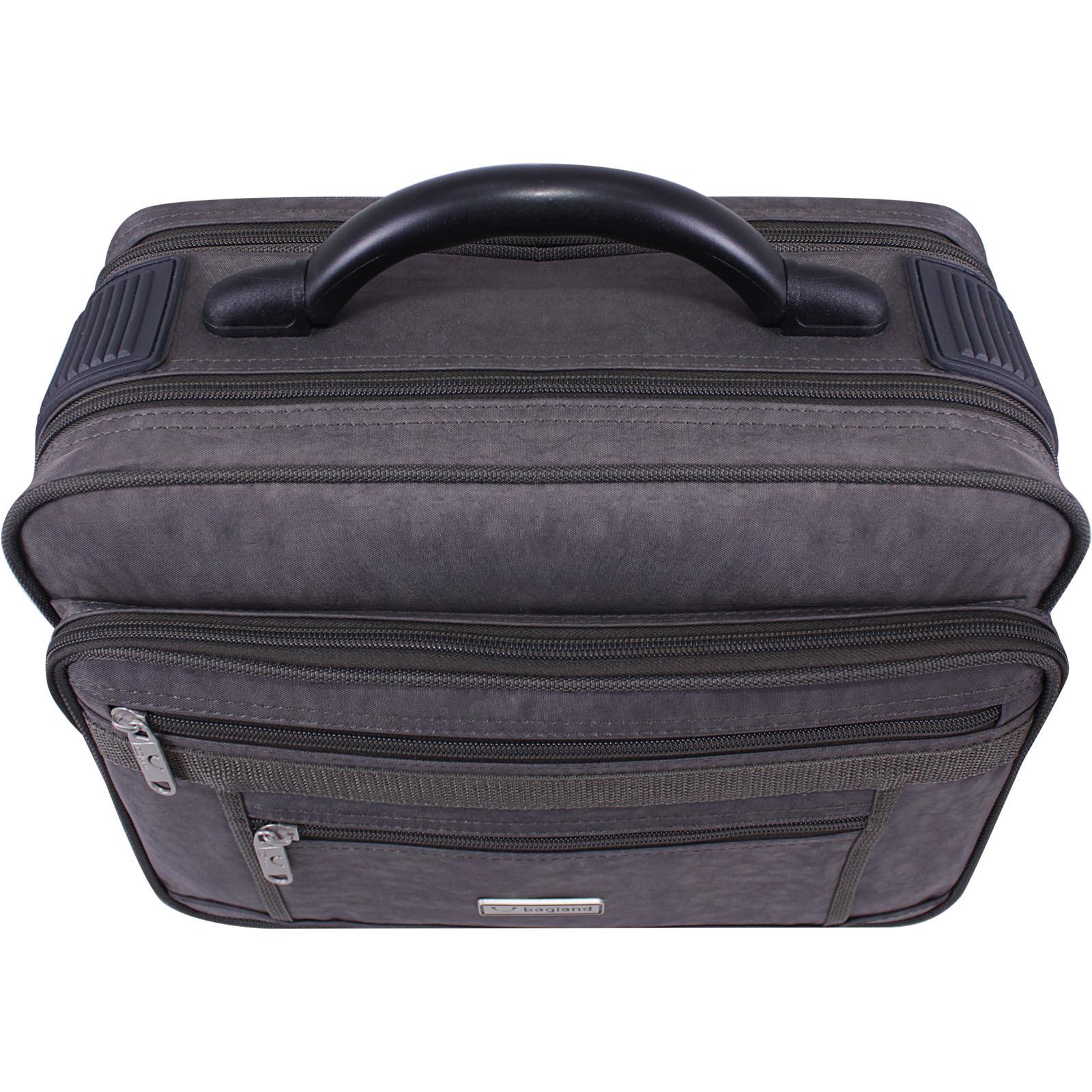 Мужская сумка Bagland Mr.Cool 15 л. Хаки (0025170) фото 5