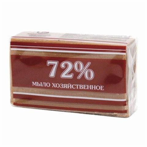 Мыло хозяйственное 72% 200 г Меридиан РОССИЯ