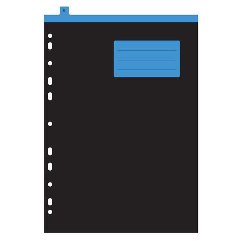 Разделитель листов алфавит А-Я Attache Selection, А4, картон