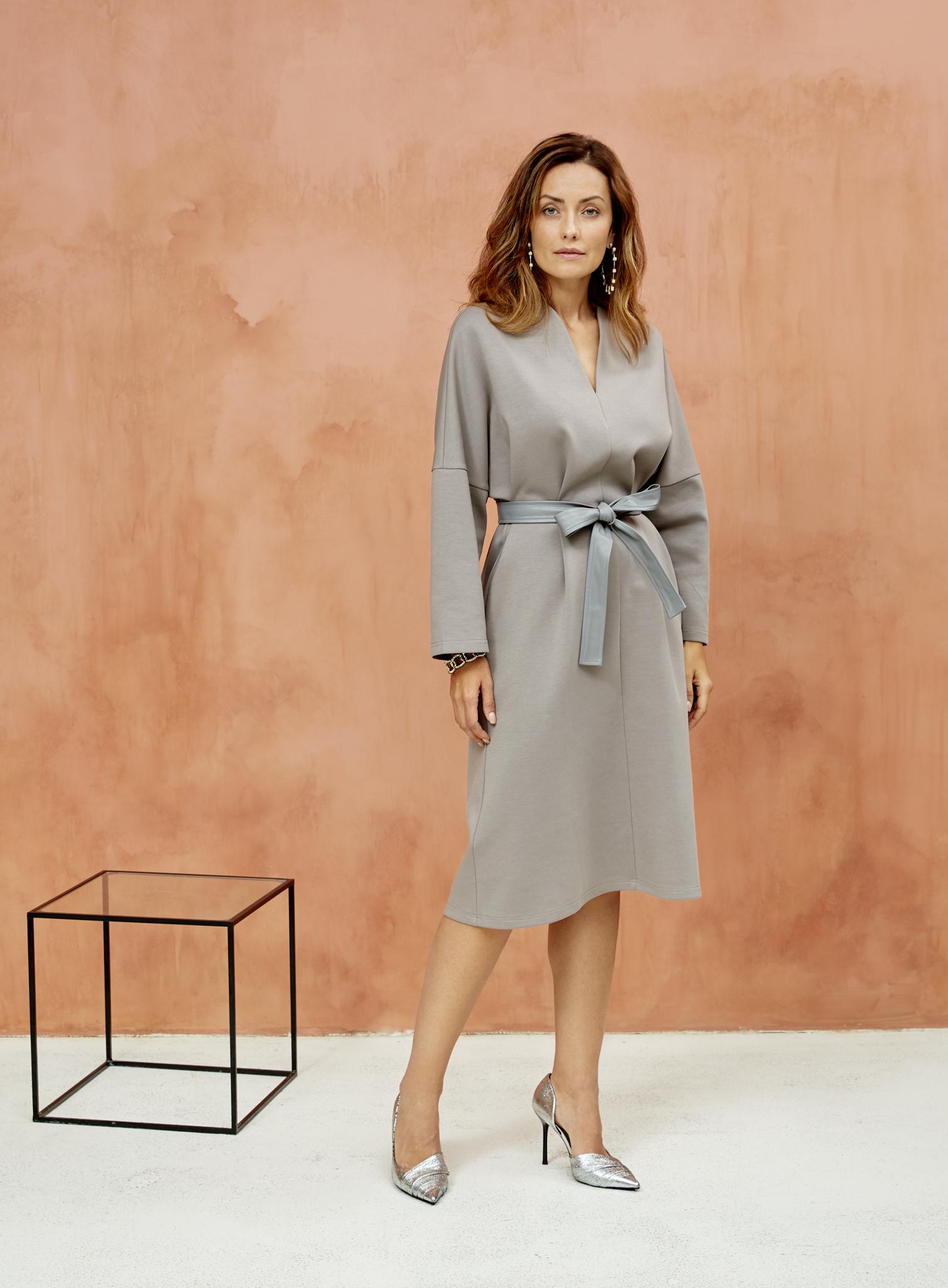 Платья Платье с пояском 20-1220 hassfashion-20-217138.jpg