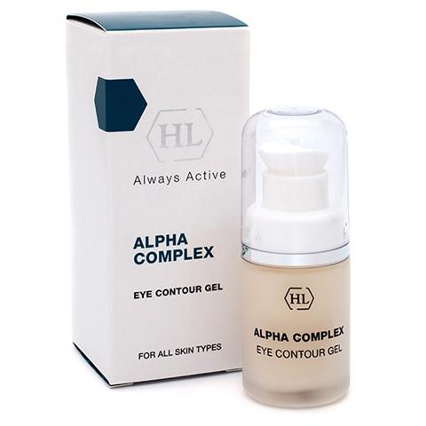 Holy Land Alpha Complex: Гель для век (Eye Contour Gel), 15мл