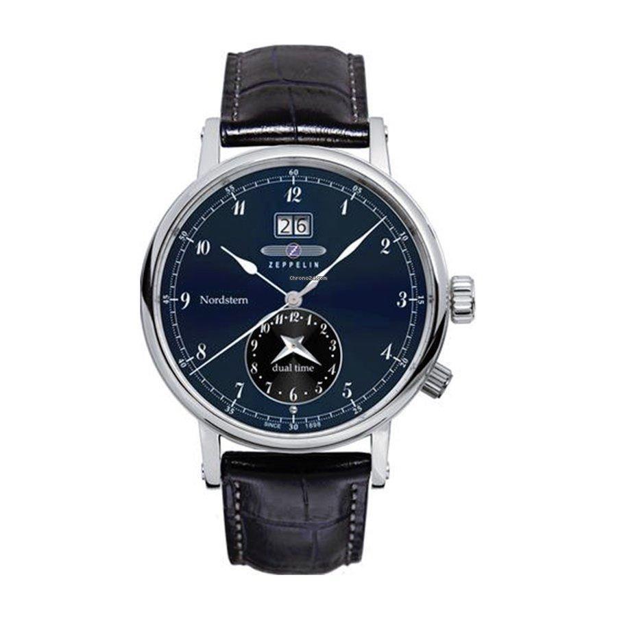 Мужские часы Zeppelin Nordstern 75403