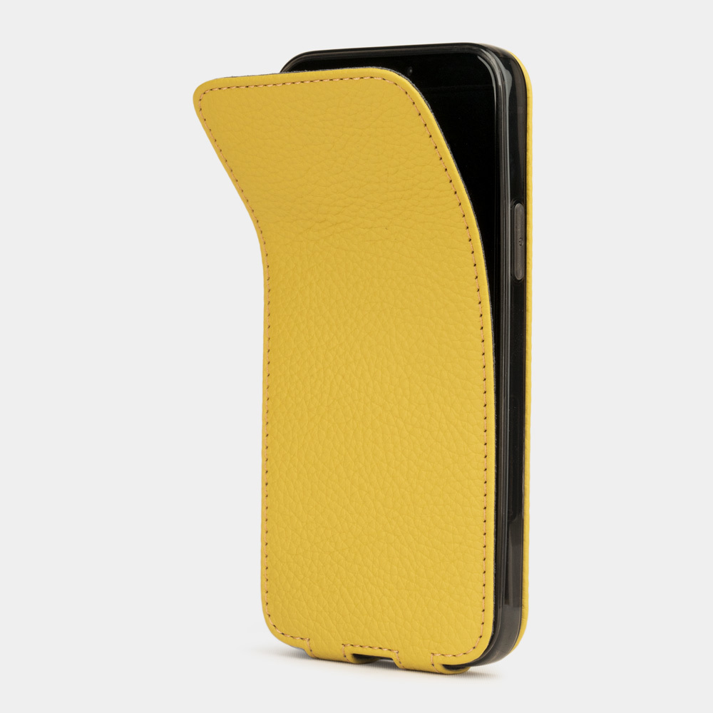 Case for iPhone 12 & 12 Pro - yellow